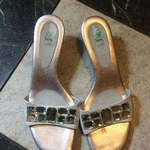 """G Series Shoes - 🎉🎉G Series 1/2"""" Slip on light emerald Slip one"""
